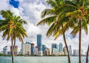 About Miami Beach, Florida